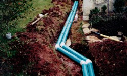 Backyard Drainage System
