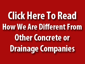 How We Are Different Than Other Concrete Companies