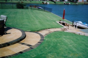 Patio Design in Mustang, Oklahoma