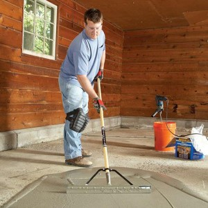 Concrete Repair and Resurfacing