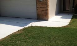 Concrete Sidewalk and Driveway Oklahoma City