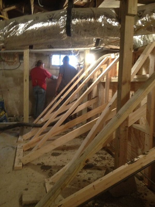 Waterproofing Oklahoma Basement