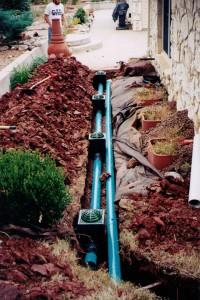 Drainage System Edmond, Oklahoma