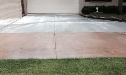 New Concrete Driveway OKC