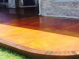 Stained Concrete in Oklahoma City