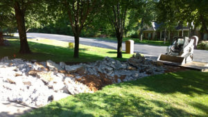 Reinstall Concrete Driveway