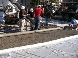 Concrete Parking Lot Construction OKC