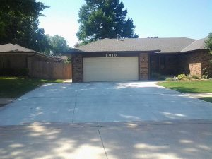 Cement Driveway Norman OK