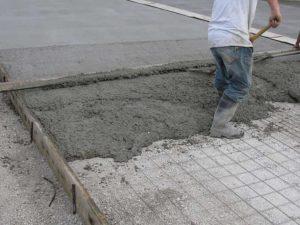 Concrete Parking Lot Construction Oklahoma City