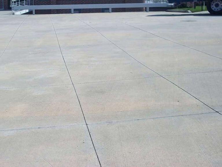 Benefits of Concrete Parking Lots