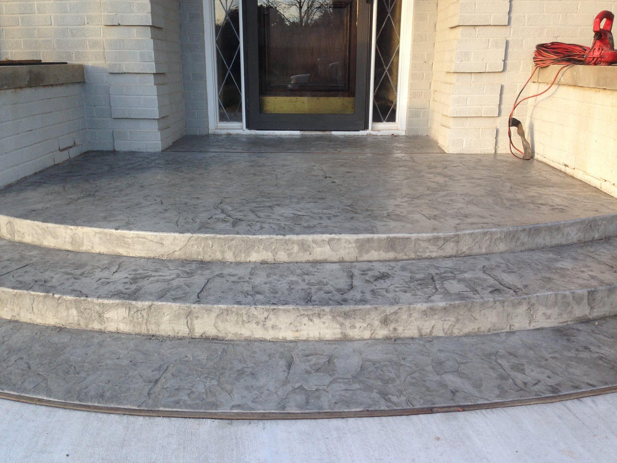 Concrete Cement Coloring Oklahoma City