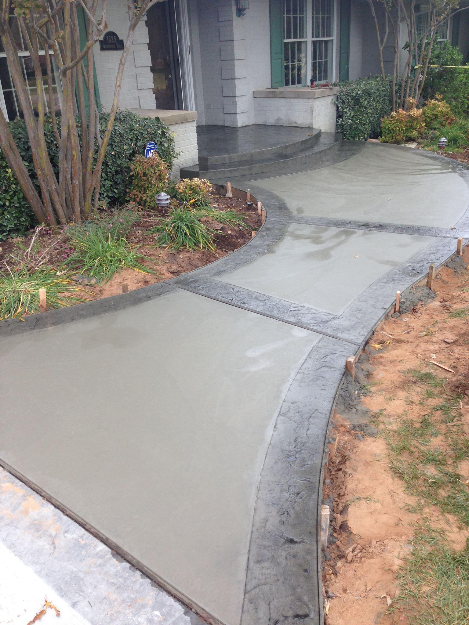 Concrete Suppliers Oklahoma City - Bill's Custom Concrete OKC